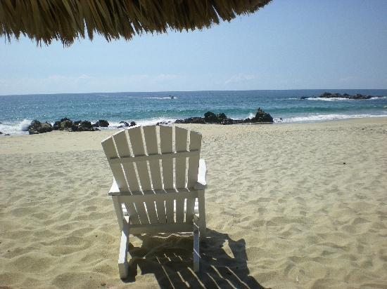 Posada Real Puerto Escondido: A Peaceful Beach setting