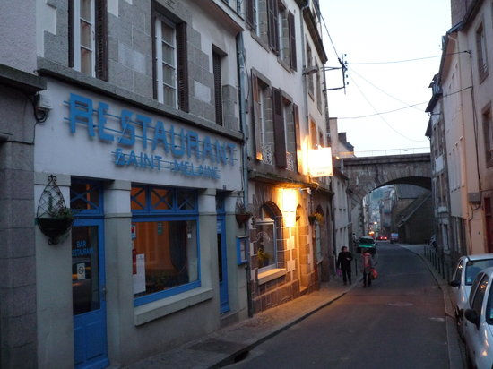Photo of Hotel Restaurant Saint-Melaine Morlaix