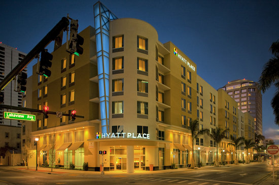 Hyatt Place West Palm Beach Downtown: Hyatt Place West Palm Beach/Downtown