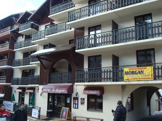 Photo of Club Hotel Le Morgan Risoul