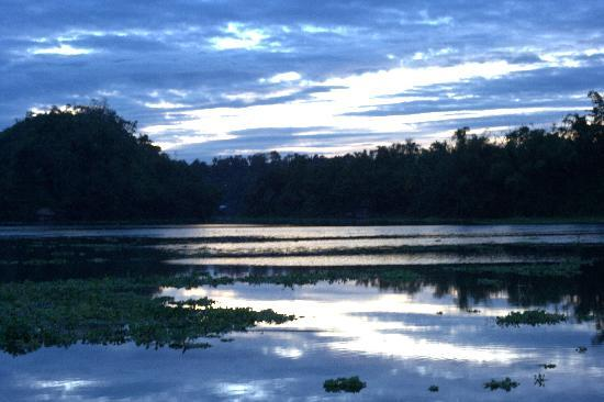 Mindanao, Filipina: lake sebu