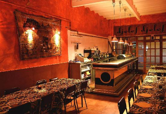 African restaurant in barcelona picture of djolof djolof for African cuisine restaurants