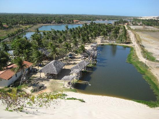 Canoa Quebrada, CE: Cumbe