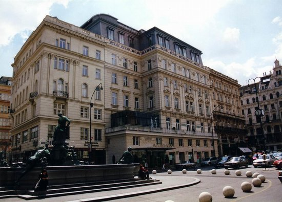 Exterior - Hotel Ambassador, Vienna, Austria