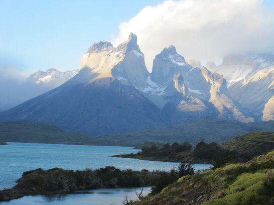 Torres del Paine National Park, Chile: view from most of the rooms