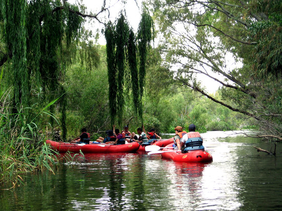 Rafting Route 62