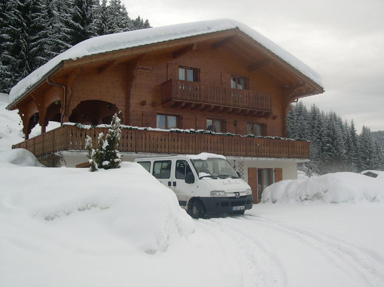 Savoie Flair - Chalet Symphony