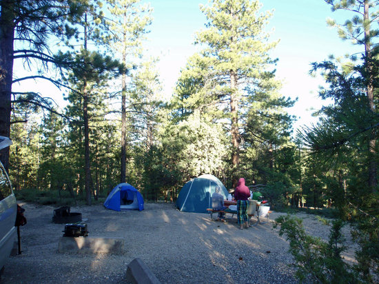 Photo of North Campground Bryce Canyon National Park