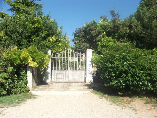 Greve in Chianti, Italy: Main Gate
