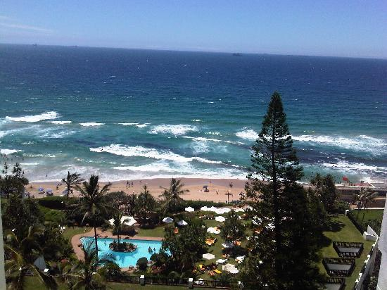 Umhlanga Rocks, Sør-Afrika: View from Balcony