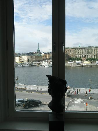 Lydmar Hotel: The view