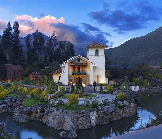 Aranwa Sacred Valley Hotel & Wellness: Chapel within the property