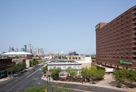 Hotel Minneapolis Metrodome