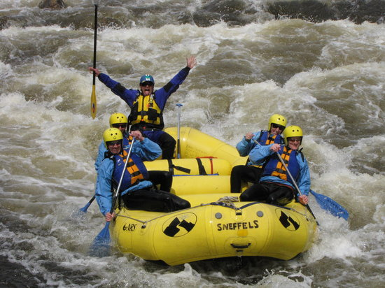 Mountain Whitewater Descents