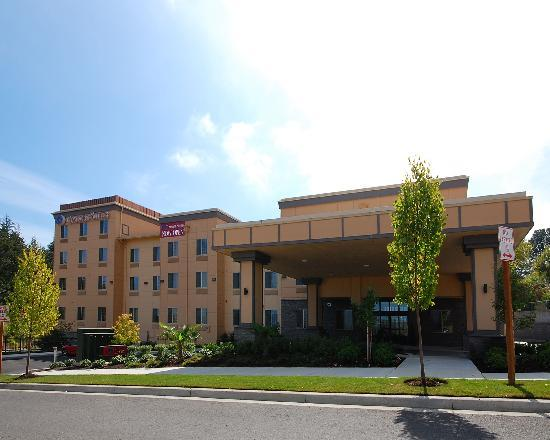 Comfort Suites Eugene : The #1 hotel in Eugene on Trip Advisor