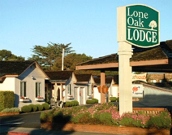 Lone Oak Lodge: Lone Oak Office