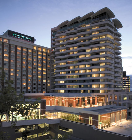 Pullman Auckland - Hotel Exterior