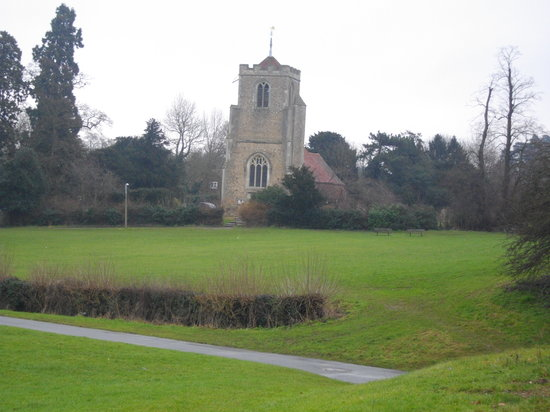 Harlow, UK: St. Mary at Latton