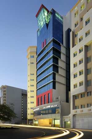 Ramada Encore Doha: Exterior View