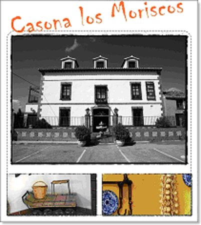 Casona Los Moriscos