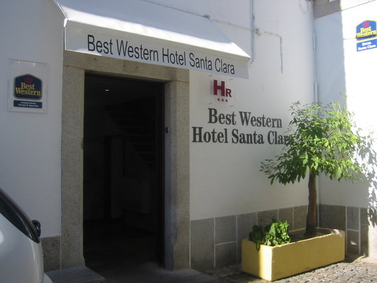 Photo of Best Western Hotel Santa Clara Évora