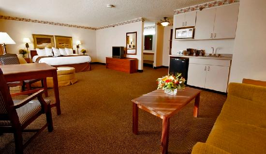 Kelly Inn Billings: King Suite