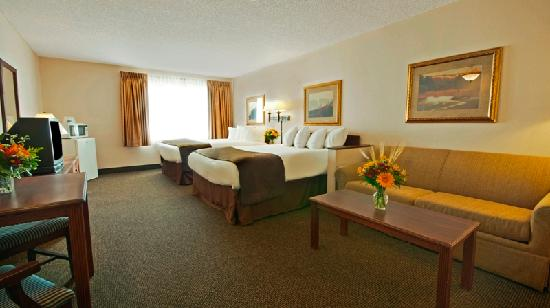 Kelly Inn Billings : Family Room