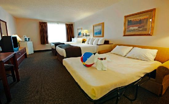 Kelly Inn Billings: Family Room