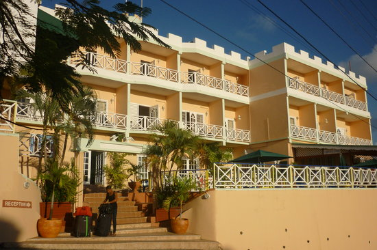 Photo of Oceanview Hotel Gros Islet