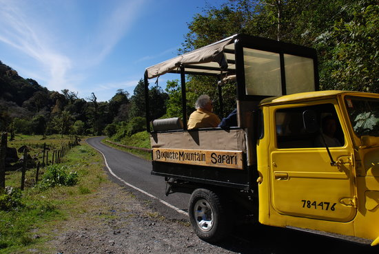 Boquete Mountain Safari Tours