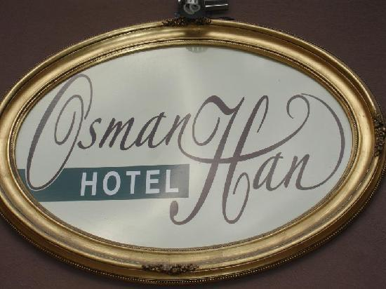 Osmanhan Hotel: 