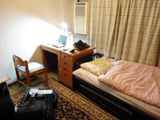 Izumisano, Japan: Private room, with heated floors and heated beds
