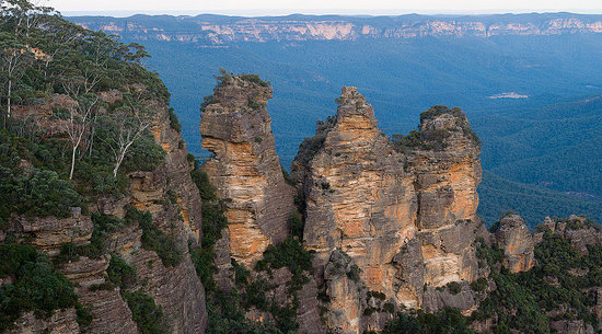 Katoomba, Australia: 3 sisters