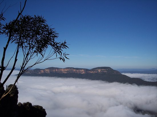 Katoomba, Australia: Mt Solitary