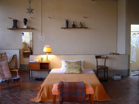 Le Tre Stanze: Mansarda double room