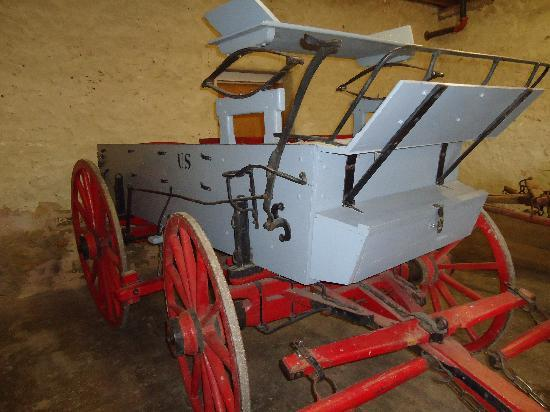 Fort Concho Wagon