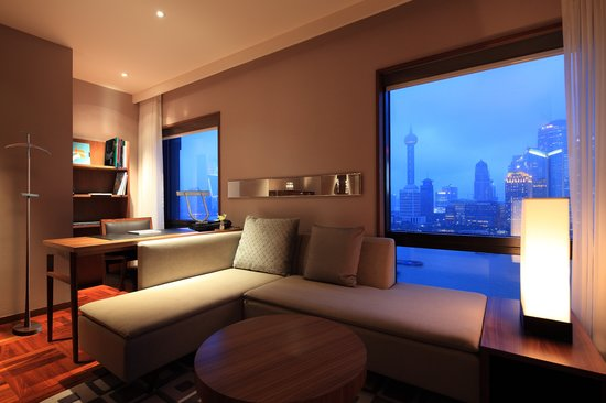 Les Suites Orient, Bund Shanghai