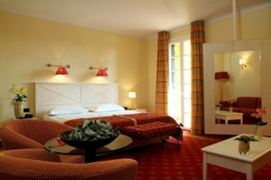 Hotel Villa Cappugi: Junior Suite