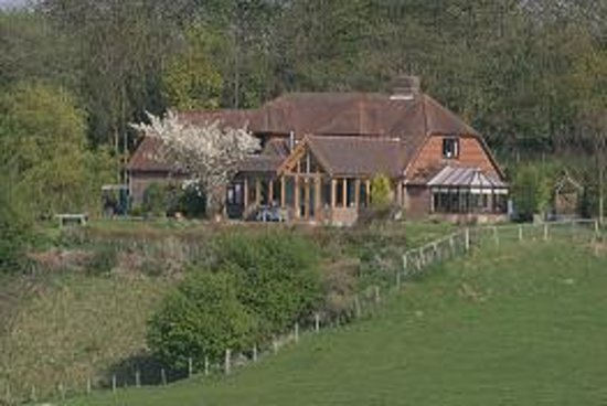 Alkham Court Farmhouse