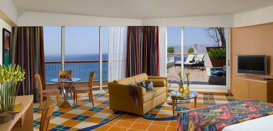 Dan Eilat: Club Suite