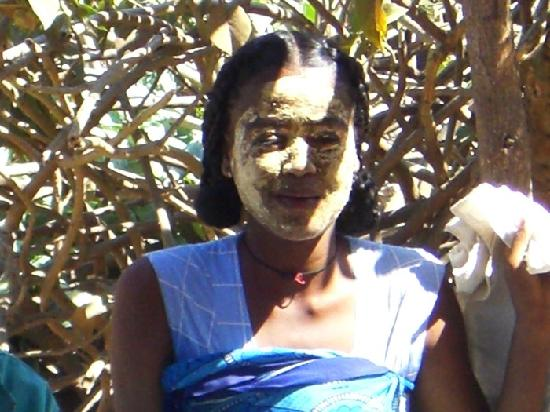 Madagascar: Donna malgasy