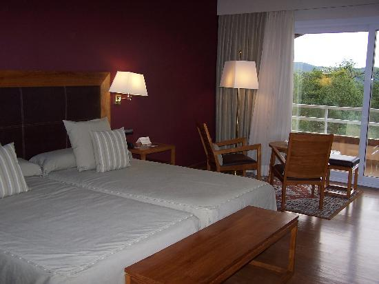 Can Boix de Peramola: Grand comfortable room