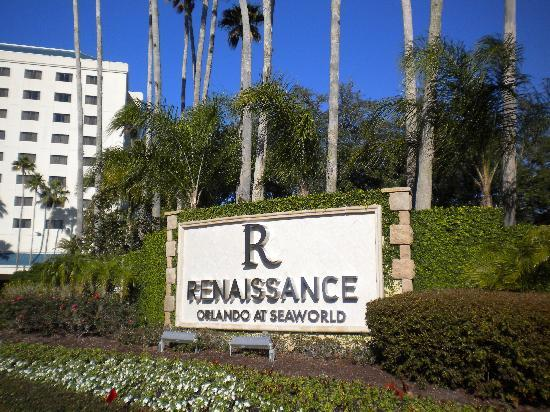 the beautiful hotel picture of renaissance orlando. Black Bedroom Furniture Sets. Home Design Ideas