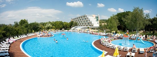 Albena, Bulgaria: Hotel Ralitsa Superior - swimming pool