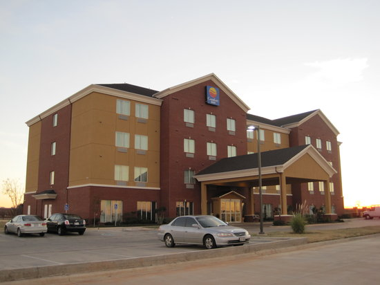 Comfort Inn and Suites Abilene: Comfort Inn of Abilene
