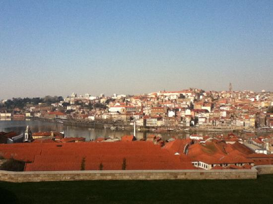 The Yeatman: view from our room