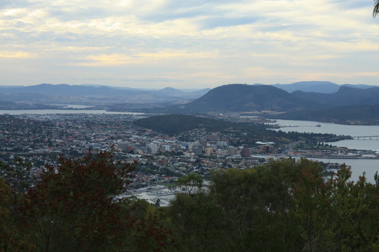 Mount Nelson Lookout