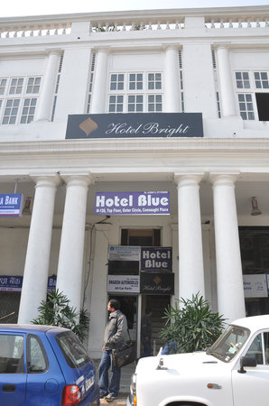 Blue Hotel
