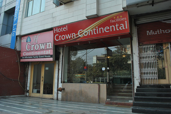 ‪Hotel Crown Continental‬
