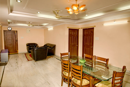 Photo of Cyber Service Apartments Hyderabad